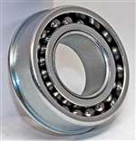 "F1429 Unground Flanged Full Complement Bearing 7/16""x29/32""x7/16"" Inch"