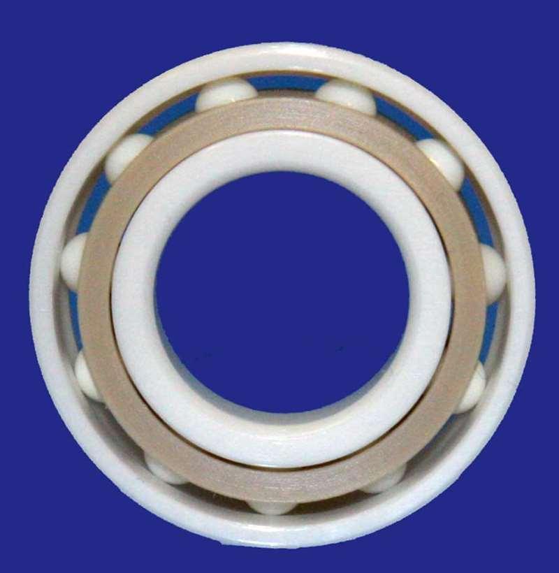 71901 Angular Contact Full Ceramic Bearing 12x24x6
